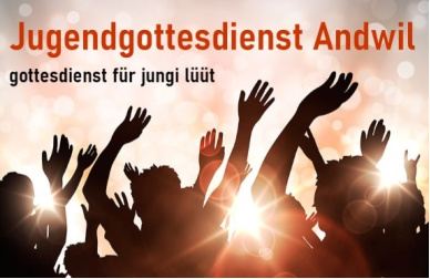 Jugendgottesdienst<div class='url' style='display:none;'>/</div><div class='dom' style='display:none;'>seelsorgeeinheitgossau.ch/</div><div class='aid' style='display:none;'>265</div><div class='bid' style='display:none;'>1765</div><div class='usr' style='display:none;'>101</div>